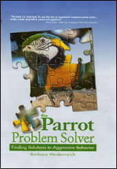 spokane Parrot Training BOOKS