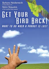 lubbock Parrot Training BOOKS
