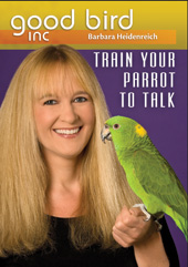 good bird parrot training books